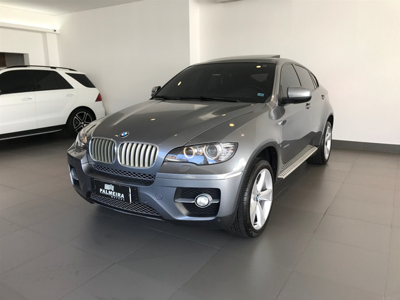 Bmw X6 4.4 50i 4x4 Coupé 8 Cilindros 32v Bi-turbo Gasolina