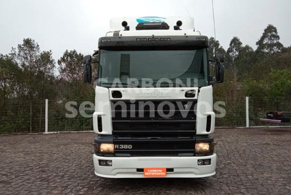 Scania R114 La Na 380 6x2, Ano:2007/2007