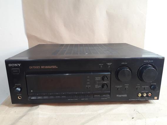Receiver Sony Str-gx700es No Estado