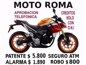Honda Cb 190 Motoroma