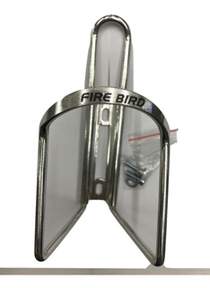 Porta Caramañola P/ Bicicleta Fire Bird Aluminio En Works!!