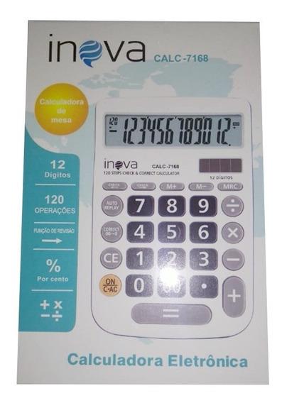 Calculadora Inova Calc-7168 15 Unidades