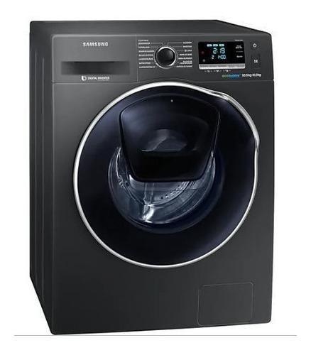Lavasecarropas Samsung Digital Inverter 10.5kg Inox Pcm
