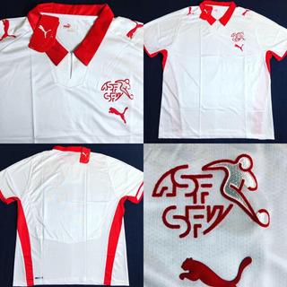 Camisa Seleçao Suiça 2008-2010 Away Tam Xxl (80x64)