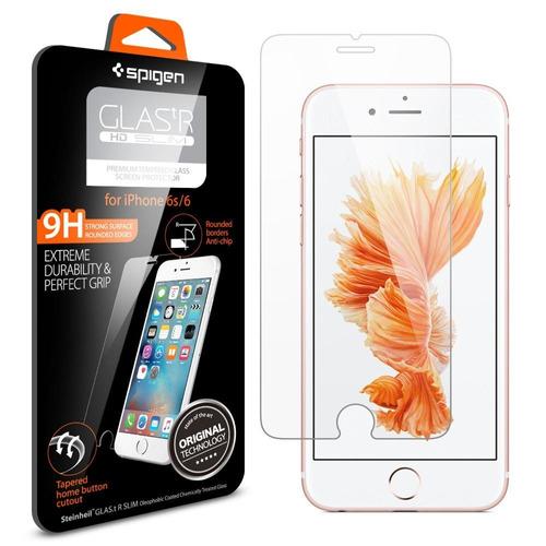 b3fcaa92431 Film Vidrio Templado iPhone 6 6s Plus Spigen Gorila Glass - $ 229,90 en  Mercado Libre
