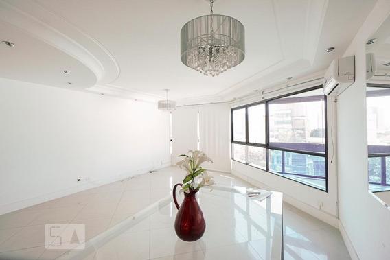 Apartamento Para Aluguel - Tatuapé, 3 Quartos, 128 - 893096253