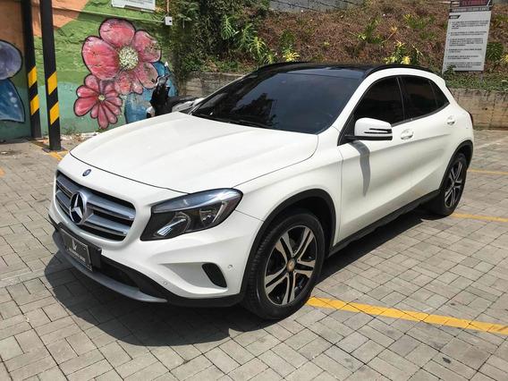 Mercedes-benz Gla 200 Modelo 2017