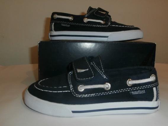 Zapatos Nautica Originales Niño 29.5 O 50v
