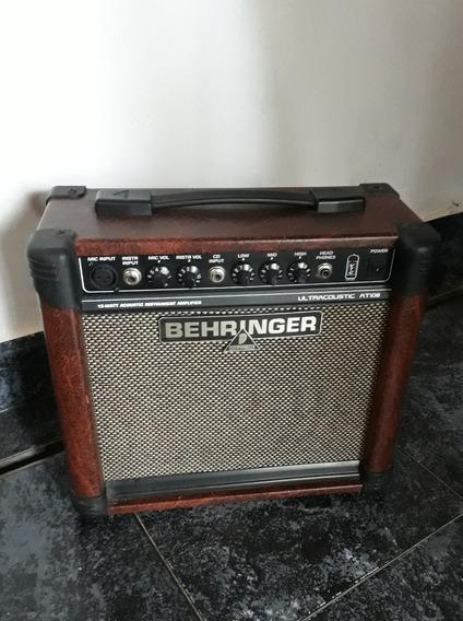 Amplificador Behringer At108 Acustico