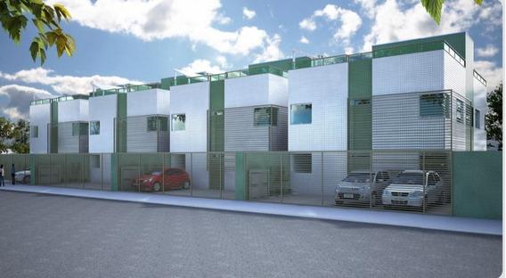 Apartamento Em Cidade Garapu, Cabo De Santo Agostinho/pe De 51m² 2 Quartos À Venda Por R$ 169.000,00 - Ap149295