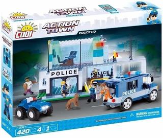 Action Town Police Departamento Policia Cobi 420 Piezas