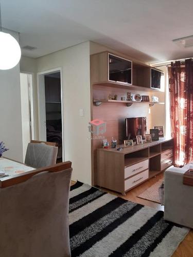Imagem 1 de 18 de Apartamento À Venda, 2 Quartos, 1 Vaga, Assunção - São Bernardo Do Campo/sp - 76336