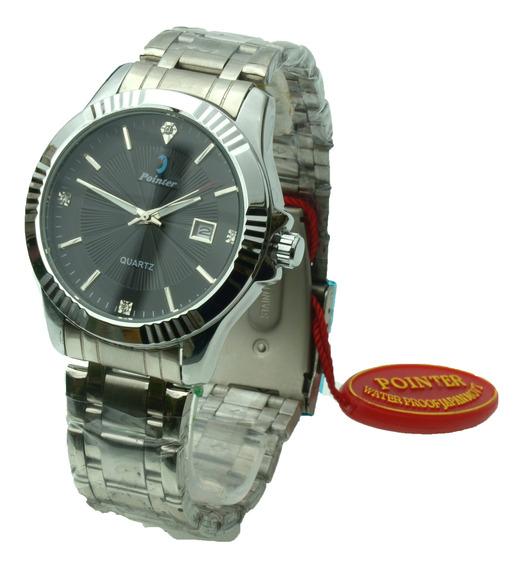 Relógio Masculino Patiado Pointer D052 Original Super Vip
