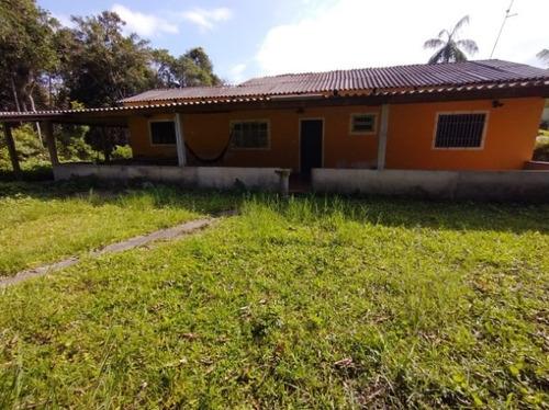 Chácara Com Terreno Grande Em Itanhaém Litoral - 3643 Npc