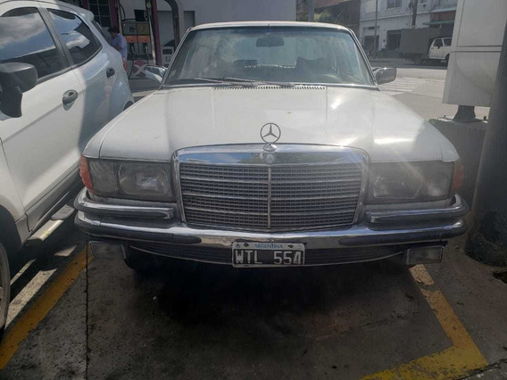Mercedes-benz W116 280s Sin Motor