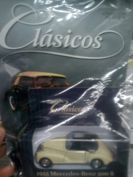 Coleccion Autos Clasicos Clarin - Mercedes Benz 300s (1955)