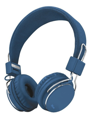 TRUST ZIVA FOLDABLE BLUE (21823)