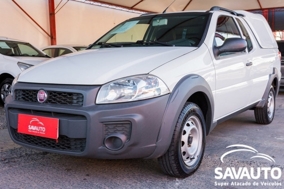 Fiat Strada Working 1.4 Mpi Fire Flex 8v Ce