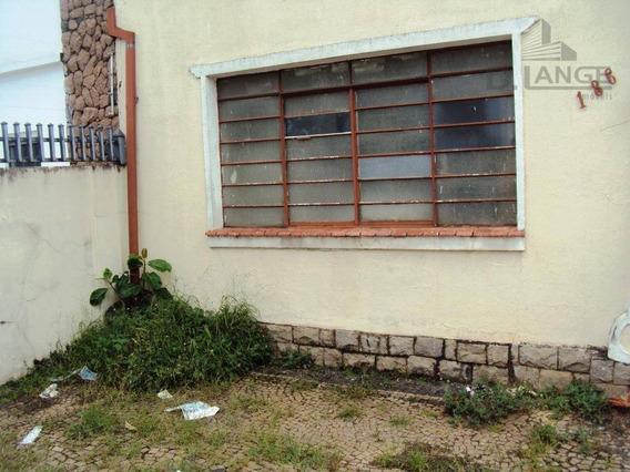 Casa Residencial À Venda, Centro, Campinas. - Ca8994