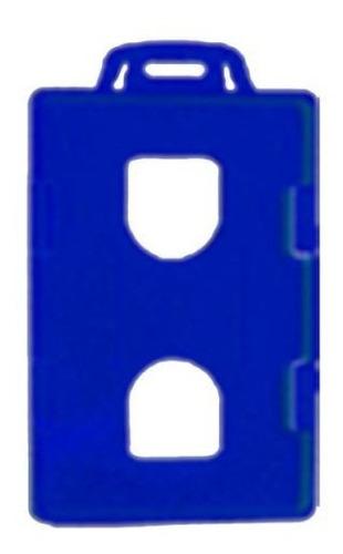Porta Carnets Vertical Azul Ofiart Pack De 24