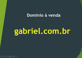 Domínio Gabriel.com.br