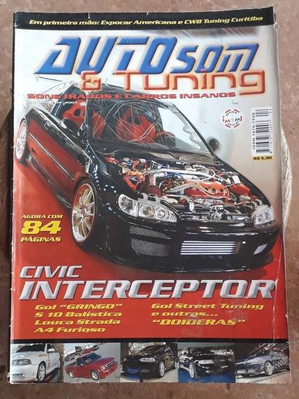 Revista Auto Som E Tuning - N°4 2003