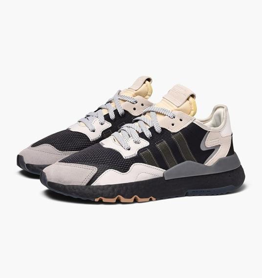 Tênis adidas Nite Jogger Refletivo Edição Ltd Boost Original