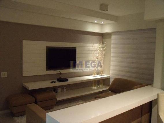 Apartamento Residencial À Venda, Nova Campinas, Campinas. - Ap1086