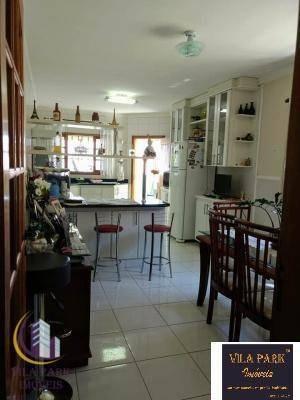 Sobrado Com 3 Dormitórios À Venda, 276 M² Por R$ 790.000,00 - Jardim Das Flores - Osasco/sp - So0557