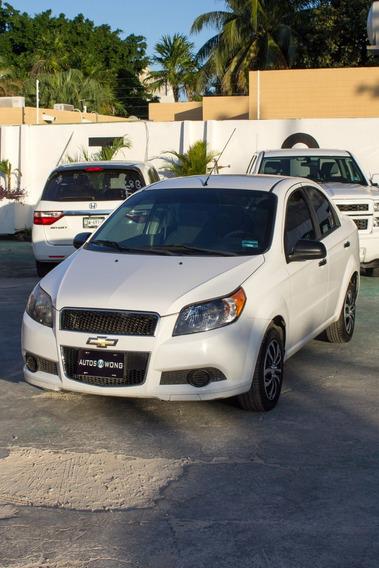 Chevrolet Aveo Aut 2014