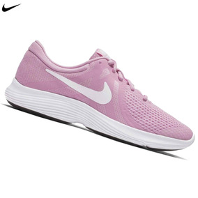 Zapatilla Nike Revolution 4 Para Dama - Rosa