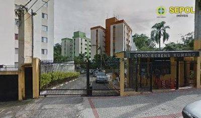 Apartamento Com 2 Dormitórios À Venda, 50 M² Por R$ 205.000 - Vila Carmosina - São Paulo/sp - Ap0439