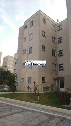 Imagem 1 de 19 de Apartamento Com 2 Dorms, Santa Maria, Osasco - R$ 199 Mil, Cod: 95 - V95