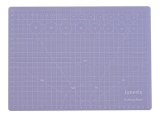 Junesix - Alfombrilla De Corte Translúcida Para Autocuración