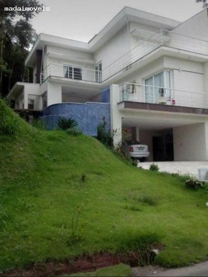 Casa Em Condomínio Para Venda Em Mogi Das Cruzes, Parque Residencial Itapeti, 4 Dormitórios, 4 Suítes, 5 Banheiros, 4 Vagas - 1760_2-814509