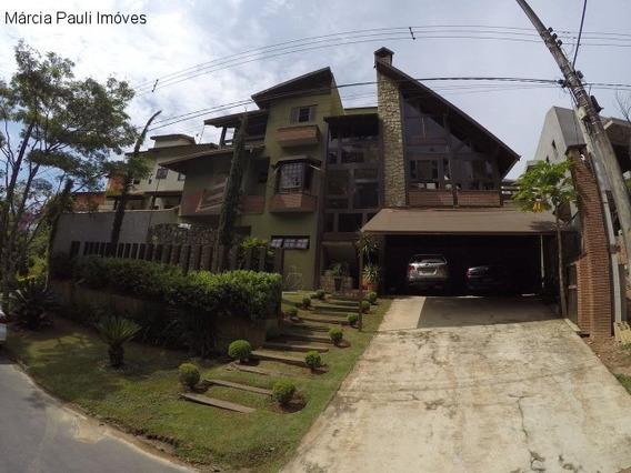Casa No Condomínio Capital Ville - Cajamar/sp. - Ca03066 - 34869606