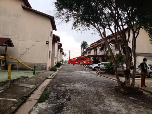 Sobrado Com 3 Dormitórios À Venda, 90 M² Por R$ 380.000,00 - Vila Jacuí - São Paulo/sp - So2809