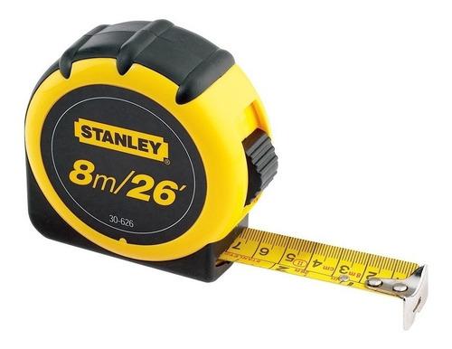 Flexometro Global De 8mt X 3/4'' Stanley 30-626