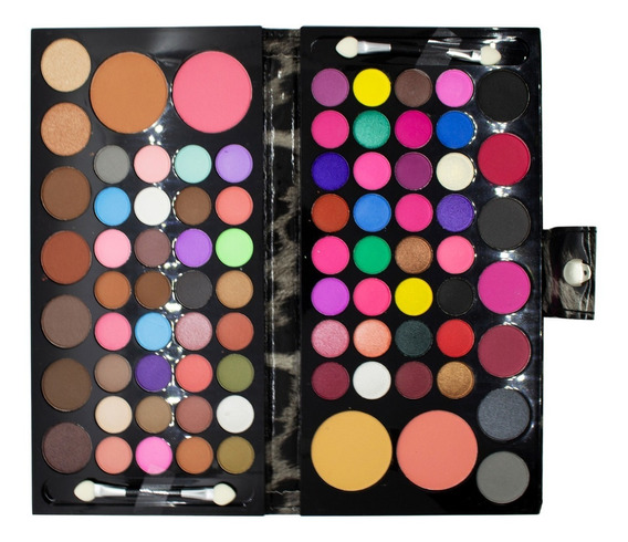 Love Crazy Super Value Makeup Paleta Maquillaje Ojos C. 5036