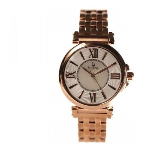 Reloj Bulova Mujer Classic 97l134 Tienda Oficial
