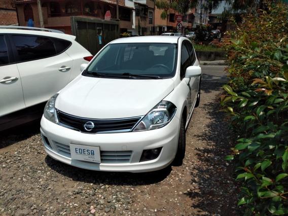 Nissan Tiida Aut Full 2012