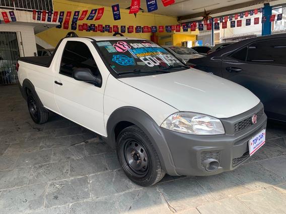 Fiat Strada Working 1.4 (flex) 2018 Sem Entrada