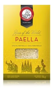 Arroz Para Paella -san Giorgio -1 Kg.