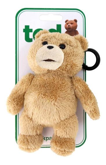 Ted 2 Peluche Llavero C/sonido Voz De La Pelicula Original