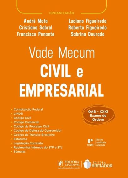 Vade Mecum Civil E Empresarial - Ultima Edição - Figueiredo