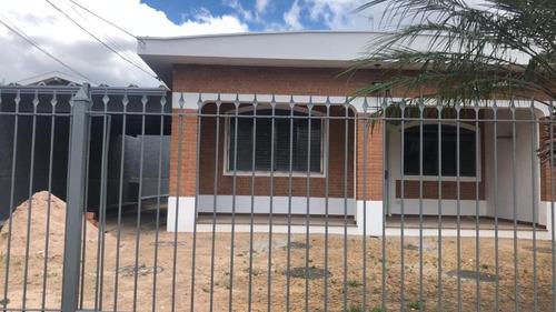 Imagem 1 de 1 de Casa Com 2 Dormitórios Para Alugar, 123 M² Por R$ 2.500,00/mês - Vila Pavan - Americana/sp - Ca0999