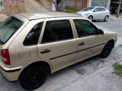 Volkswagen Gol 1.0 16v Serie Ouro 5p 2000