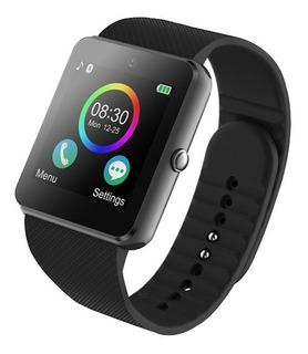 Smartwatch Gt08 Relógio Inteligente Bluetooth,chip - P.o