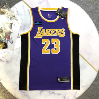 Lebron James #23 Los Angeles Lakers Temp 19 - A Pedido