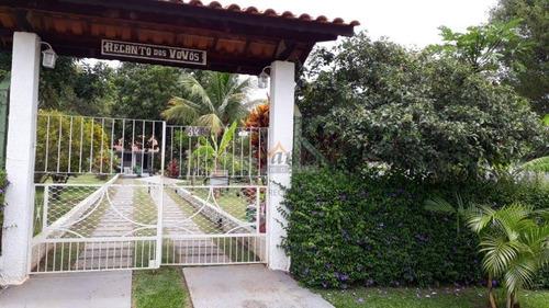 Chácara Com 2 Dormitórios À Venda, 1000 M² Por R$ 585.000,00 - Santa Inês - Itu/sp - Ch0021